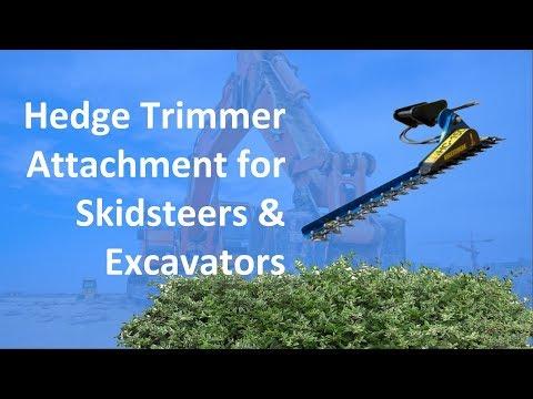 Solaris Hedge Trimmer