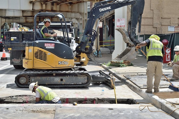 Trenching and Excavation - Solaris Attachments