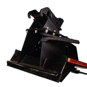 Solaris Excavator Brush Eliminators